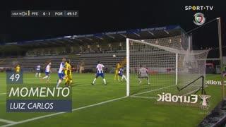 FC P.Ferreira, Jogada, Luiz Carlos aos 49'