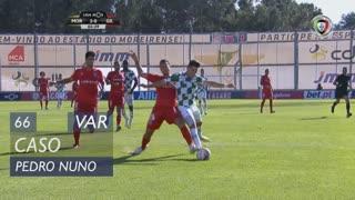 Moreirense FC, Caso, Pedro Nuno aos 66'