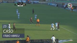 Moreirense FC, Caso, Fábio Abreu aos 25'