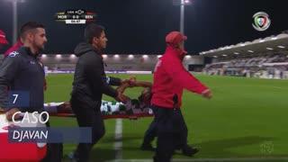 Moreirense FC, Caso, Djavan aos 7'