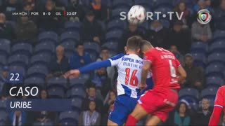 FC Porto, Caso, Uribe aos 22'