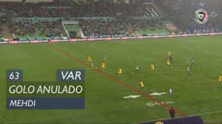 Rio Ave FC, Golo Anulado, Mehdi aos 63'