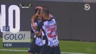 GOLO! Boavista FC, Heri aos 12', Boavista FC 1-0 FC P.Ferreira