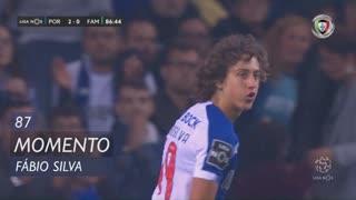 FC Porto, Jogada, Fábio Silva aos 87'