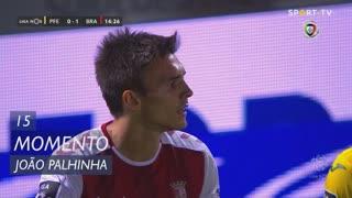 SC Braga, Jogada, João Palhinha aos 15'