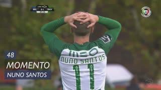 Rio Ave FC, Jogada, Nuno Santos aos 48'