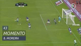 Rio Ave FC, Jogada, Bruno Moreira aos 43'