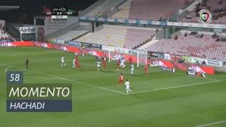 Vitória FC, Jogada, Hachadi aos 58'