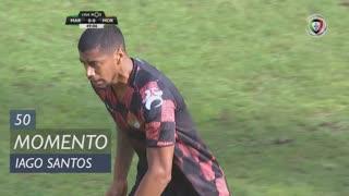 Moreirense FC, Jogada, Iago Santos aos 50'
