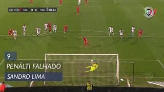 Gil Vicente FC, Jogada, Sandro Lima aos 9'