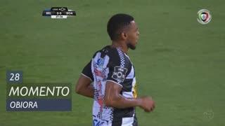 Boavista FC, Jogada, Obiora aos 28'