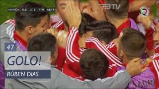 GOLO! SL Benfica, Rúben Dias aos 47', SL Benfica 2-0 Portimonense