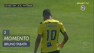 Portimonense, Jogada, Bruno Tabata aos 5'