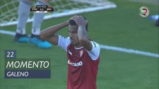 SC Braga, Jogada, Galeno aos 22'