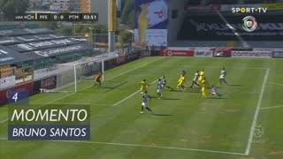 FC P.Ferreira, Jogada, Bruno Santos aos 4'
