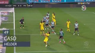FC P.Ferreira, Caso, Hélder aos 49'