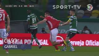 SL Benfica, Caso, Gabriel aos 26'