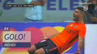 GOLO! Rio Ave FC, Mehdi aos 84', Boavista FC 0-2 Rio Ave FC