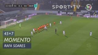 Vitória SC, Jogada, Rafa Soares aos 45'+7'