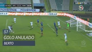 Vitória FC, Golo Anulado, Berto aos 57'