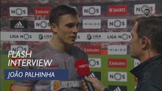 Liga (21ª): Flash Interview João Palhinha