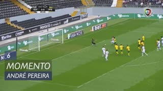 Vitória SC, Jogada, André Pereira aos 6'
