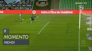 Rio Ave FC, Jogada, Mehdi aos 9'