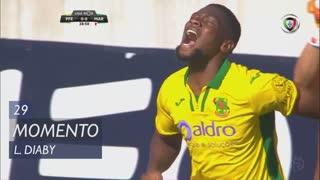 FC P.Ferreira, Jogada, L. Diaby aos 29'