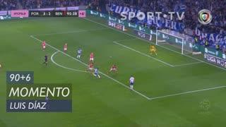 FC Porto, Jogada, Luis Díaz aos 90'+6'