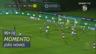 SC Braga, Jogada, João Novais aos 90'+10'