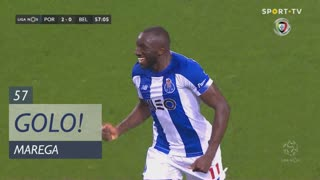 GOLO! FC Porto, Marega aos 57', FC Porto 2-0 Belenenses