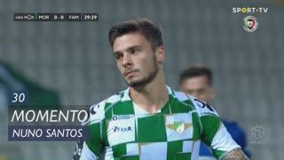 Moreirense FC, Jogada, Nuno Santos aos 30'