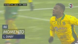 FC P.Ferreira, Jogada, L. Diaby aos 46'