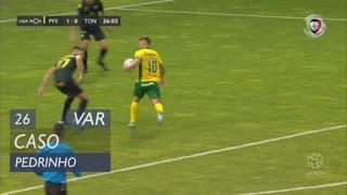 FC P.Ferreira, Caso, Pedrinho aos 26'