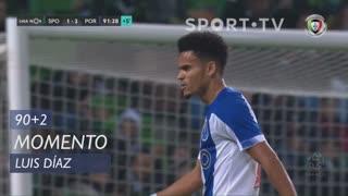 FC Porto, Jogada, Luis Díaz aos 90'+2'
