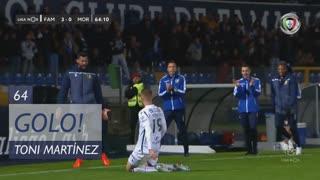 GOLO! FC Famalicão, Toni Martínez aos 64', FC Famalicão 3-0 Moreirense FC