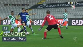 FC Famalicão, Jogada, Toni Martínez aos 26'