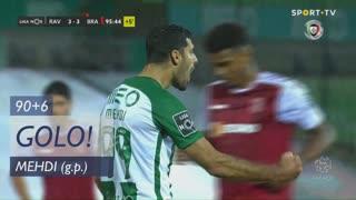 GOLO! Rio Ave FC, Mehdi aos 90'+6', Rio Ave FC 4-3 SC Braga