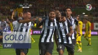 GOLO! Portimonense, Iury aos 45', CD Tondela 0-2 Portimonense