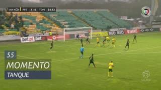 FC P.Ferreira, Jogada, Tanque aos 55'