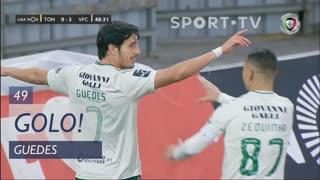 GOLO! Vitória FC, Guedes aos 49', CD Tondela 0-3 Vitória FC