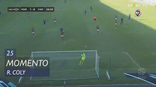 FC Famalicão, Jogada, R. Coly aos 25'
