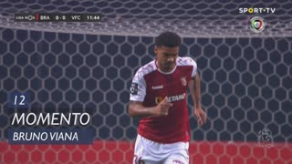SC Braga, Jogada, Bruno Viana aos 12'