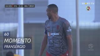 SC Braga, Jogada, Fransérgio aos 60'