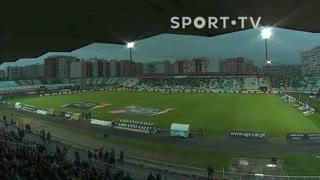 Vitória FC x FC Porto: Confere aqui a constituição das equipas!