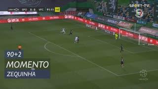 Vitória FC, Jogada, Zequinha aos 90'+2'