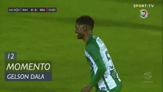 Rio Ave FC, Jogada, Gelson Dala aos 12'