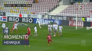 Gil Vicente FC, Jogada, Henrique aos 36'