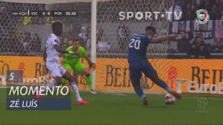 FC Porto, Jogada, Zé Luís aos 5'