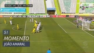 FC P.Ferreira, Jogada, João Amaral aos 51'